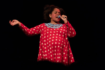 Lido Pimienta with Marisolle Negash - West End Cultural Centre