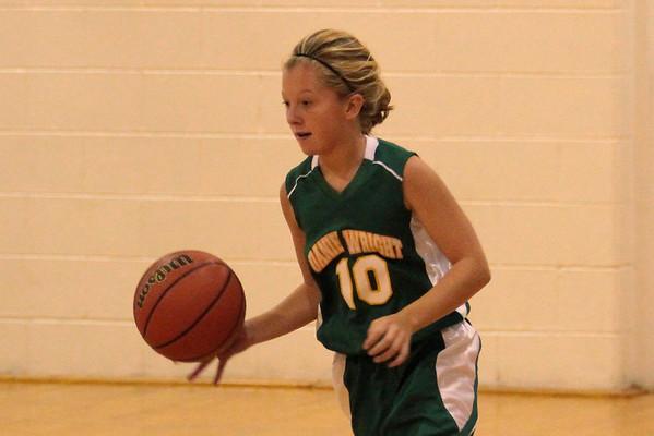 2010 Daniel Wright Basketball