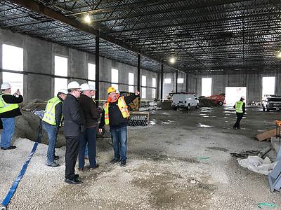 2020-01 - New Public Works Facility Tour