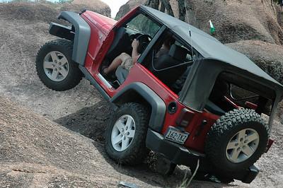 Jeep Jamboree 2007
