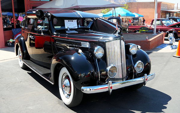 The 2019 Superior Car Show and Fiestas