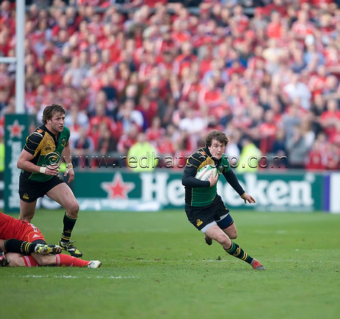 Munster vs Northampton Saints, Heineken Cup Qtr Final, Thomond Park, 10 April 2010