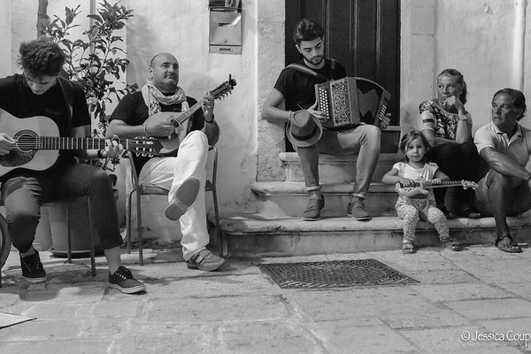 Italian Music, Festivals and Sagras