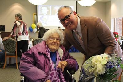 Arline Dieterich's 100th Birthday Celebration