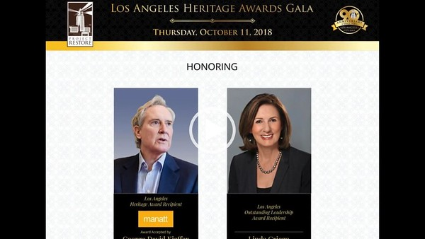 2018 Heritage Awards Gala Video