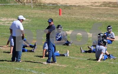 9/30/17 East Texas Christian Academy 6-Man Football vs Tyler HEAT by Mike Baker