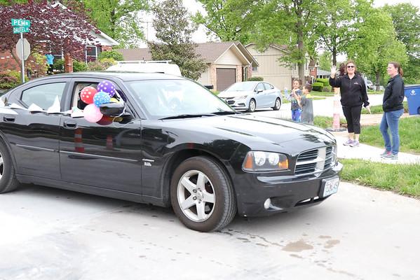 Willow Brook Teacher Parade