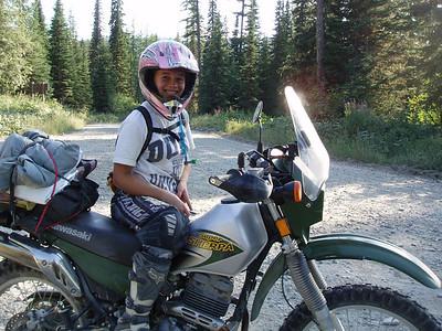Canada Dual Sport Ride 08/08