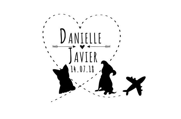 Danielle & Javier - 14 julio 2018