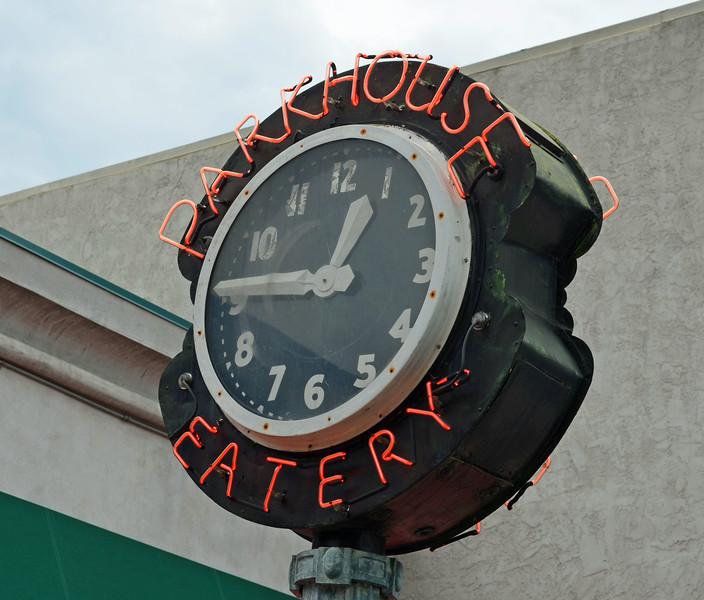 Parkhouse Eatery on Park Blvd near Adams