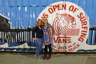 Kennedy & Natasha Hit Huntington Beach 7/27-29/15 and 11/2009