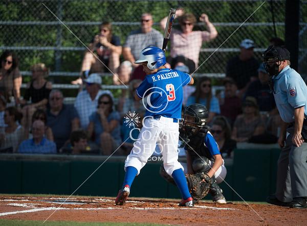 2013-06-22 Baseball 12yo Post Oak v Katy