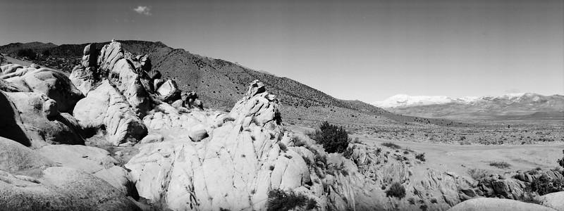 Moon Rocks Panoramas
