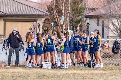 2020 Mountain View High School Lacrosse