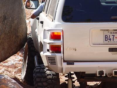 Palo Duro Jeep Challenge - 9/23/2005 - Day 1