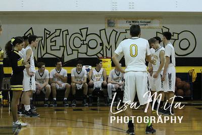 1/9/17 Boys Basketball - Black Squad
