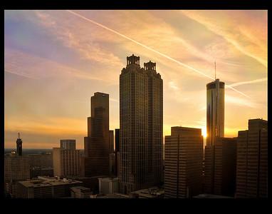 Scenes from Atlanta - January 2008