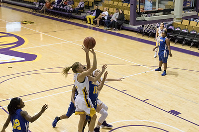 UNA vs Oakwood College