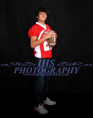 Alex Smith Senior