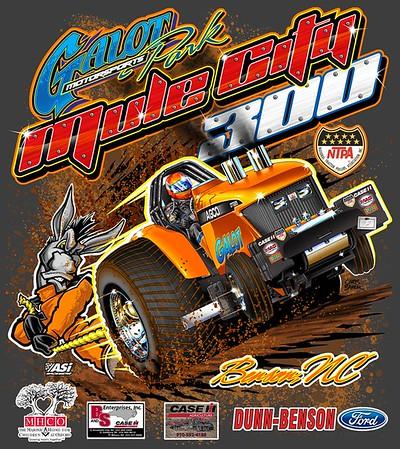 5th Annual Mule City 300 NTPA PULL 6-2-18