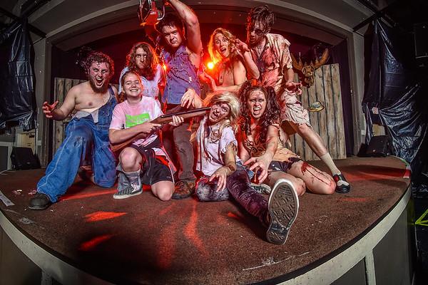 Evil Dead the Musical - Portland 2015