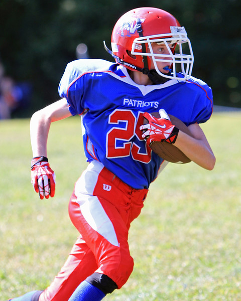 2013 Lenape Valley Junior Patriots Varsity Football