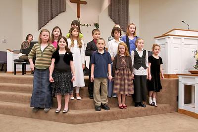 Children's & Junior Choirs