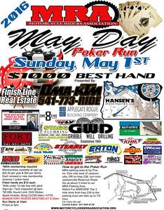 5/1/16 May Day Poker Run
