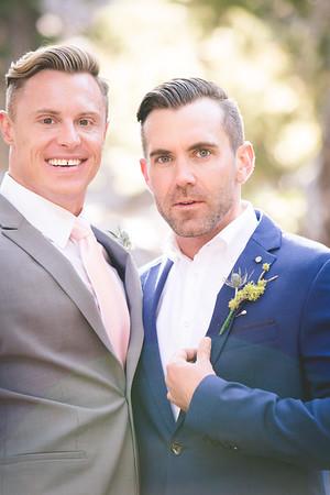 Andersen Wedding Jared & Wyatt