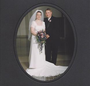 Stephenie and Craig Wedding