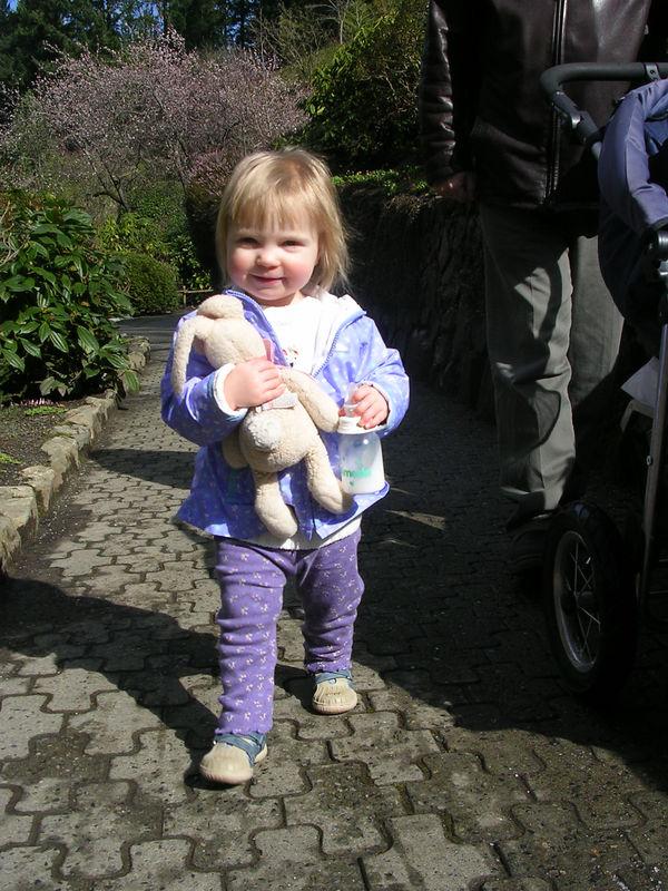 March 2006 -- Butchart Gardens