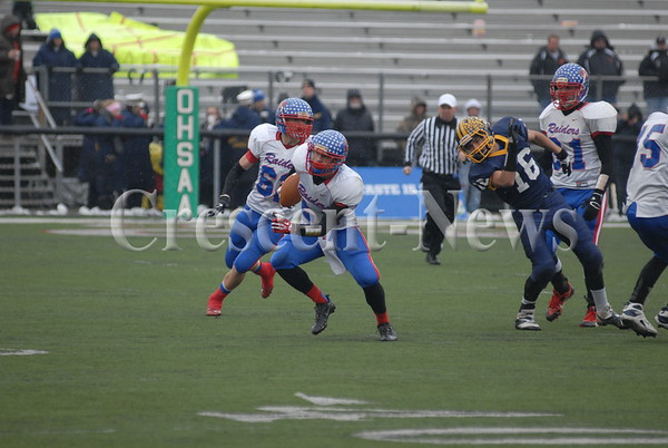 12-06-13 Sports Wayne Trace vs Kirtland State Championship 2nd half