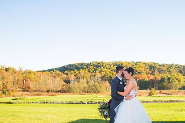 Alexis + Blake Wedding