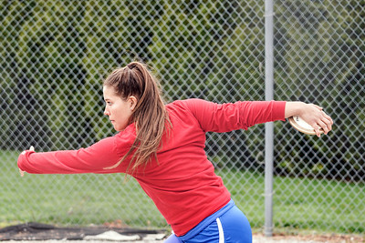 Girls Discus Throw (2019-04-27)