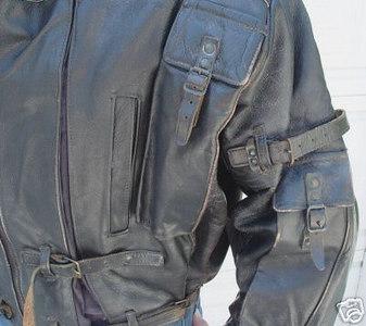 Mystery moto jacket