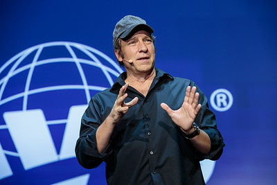 Opening Ceremony featuring Mike Rowe