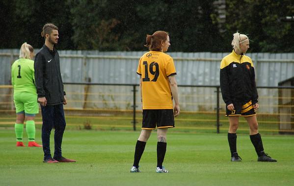 Mildenhall Ladies FBC vs-