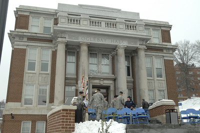 25081 VFW / ROTC Ceremonies marking the Anniversary of Pearl Harbor