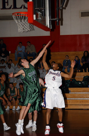 DHS Varsity Boys Basketball - 12-20-05
