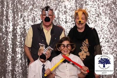St.Benedict's Episcopal School : Grandparent's Day (4.13.17)