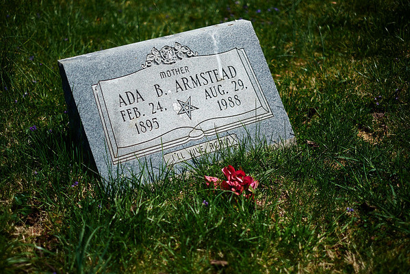 Eastern Cemetery 4-19-14