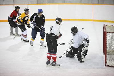 Hockey Experiments 2009 January 22nd