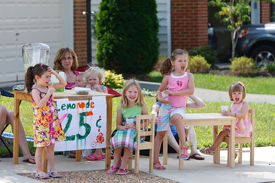 Summer Lemonade Stand