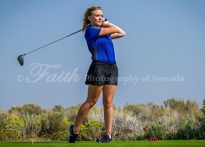 Noelle - RHS Girls Golf 2014