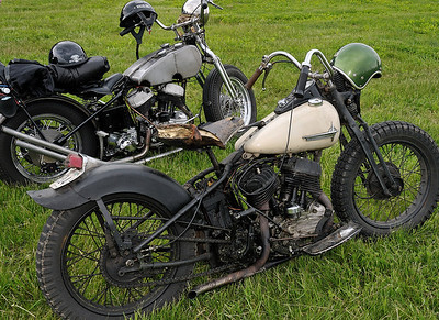 Classic Motorcycle Day