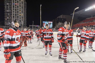 17-12-17 67's v Gatineau - Outdoor Classic