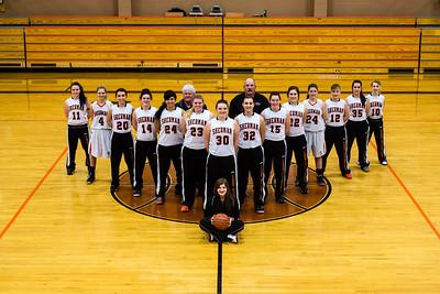 Sherman Girls Basketball