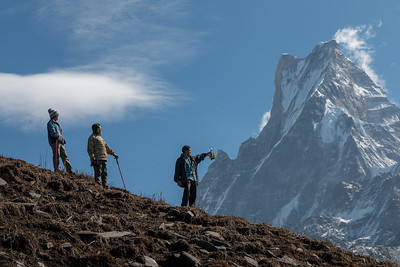 Mardi Himal Trek, Nepal, 2016