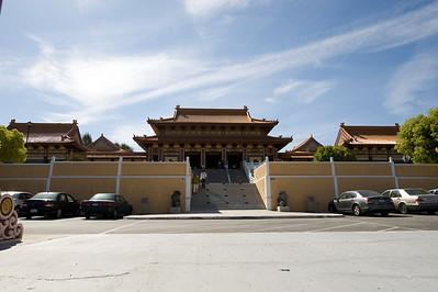 Hsi Lai Temple - Apr 09