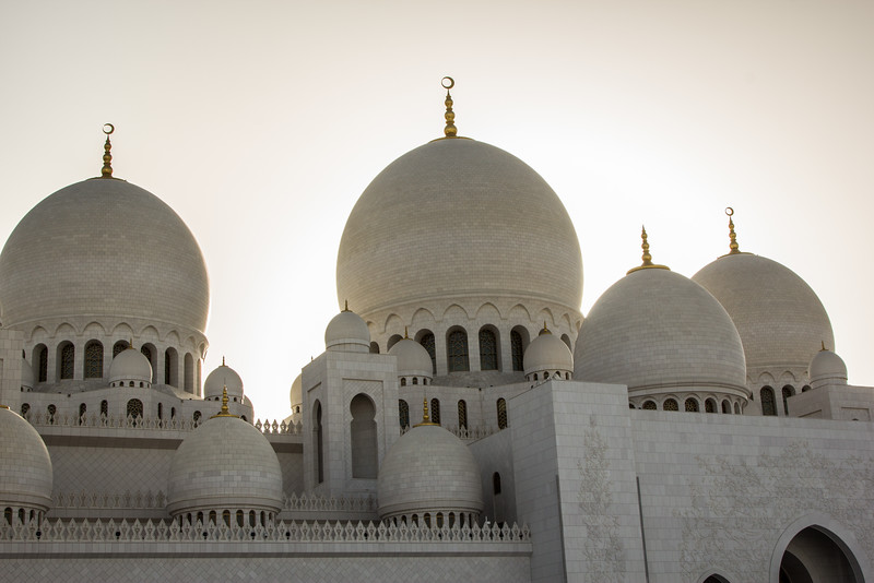 Sheikh Zayed bin Sultan Grand Mosque, Abu Dhabi (4)